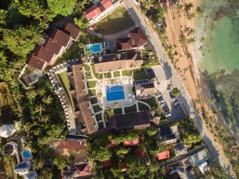 Albachiara Hotel Residence - Vista zenitale 01