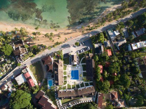 Albachiara Hotel Residence - Vista zenitale 02