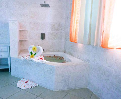 Albachiara Hotel Residence - Jacuzzi grande