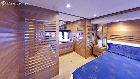 cabina yacht