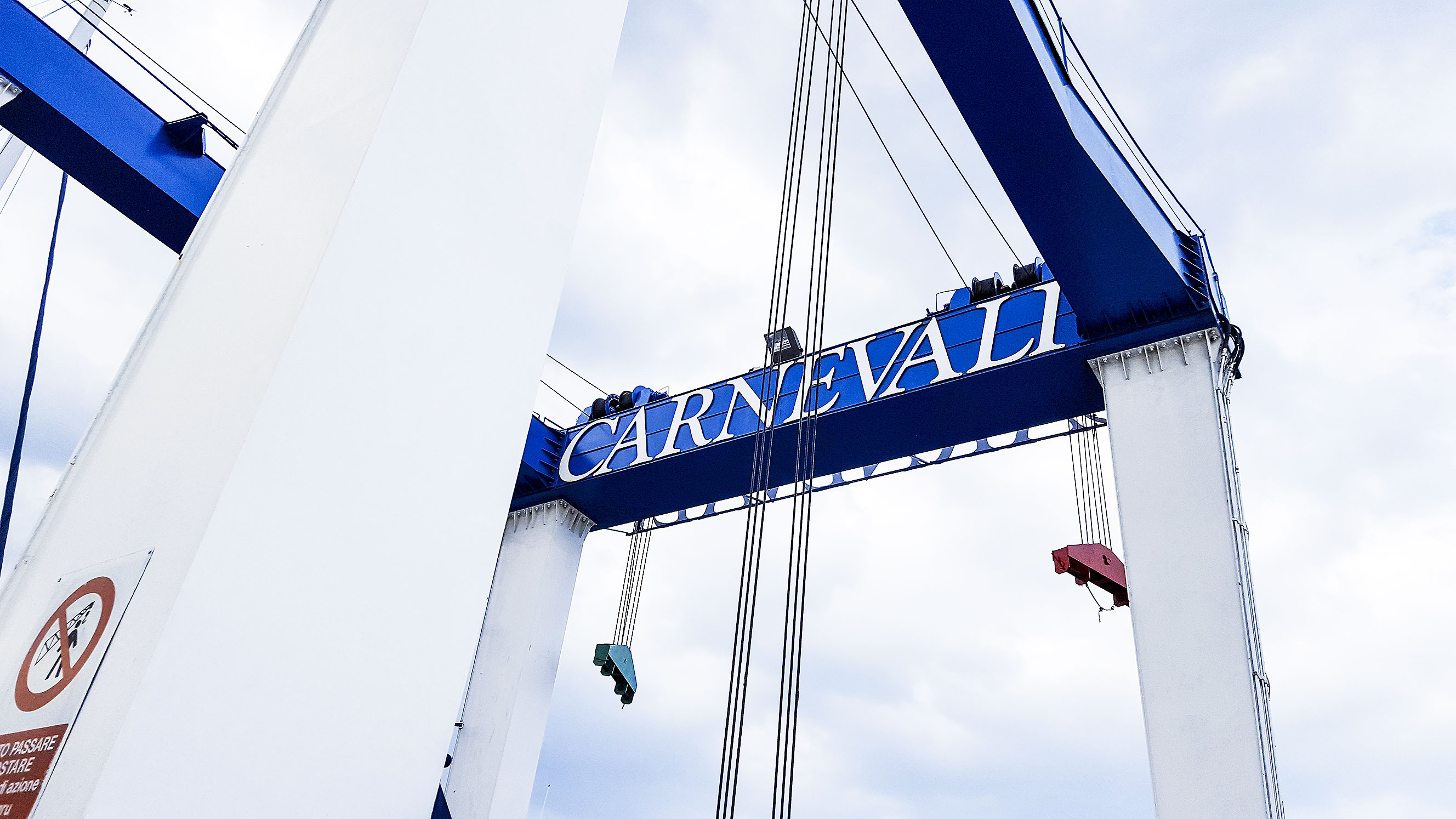 Virtual Tour Yacht - Cantiere Navale Carnevali Yacht srl